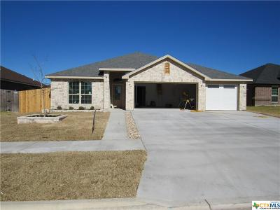 Killeen Single Family Home For Sale: 6003 Cordillera Drive
