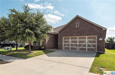 Temple, Belton Single Family Home For Sale: 1070 Lonesome Oak Drive