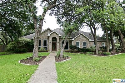 Belton Single Family Home For Sale: 129 Autumn Circle