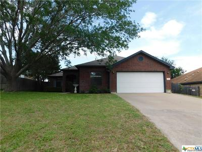 Harker Heights, Nolanville Single Family Home For Sale: 611 Red Cloud