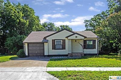 Killeen Single Family Home For Sale: 1606 N 22nd Street