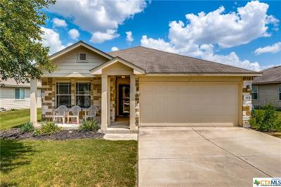 San Marcos Single Family Home For Sale: 110 Wild Plum