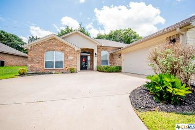 Killeen Single Family Home For Sale: 6206 Sulfur Spring Drive