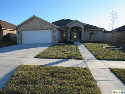 Killeen Single Family Home For Sale: 6102 Cactus Flower Lane