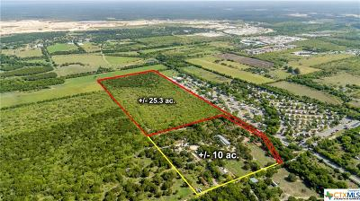 Schertz Residential Lots & Land For Sale: Tbd Ih-35