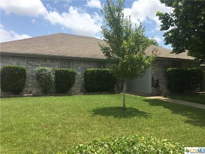Killeen Single Family Home For Sale: 4200 Blueduck Drive