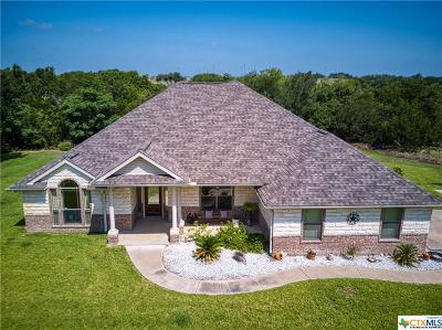 Lampasas Single Family Home For Sale: 709 Antelope Lane