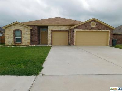 Copperas Cove Single Family Home For Sale: 2734 Settlement Road