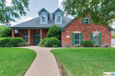 Harker Heights  Single Family Home For Sale: 509 Impala Trail