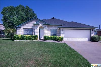 Harker Heights Single Family Home For Sale: 2201 Creek Drive