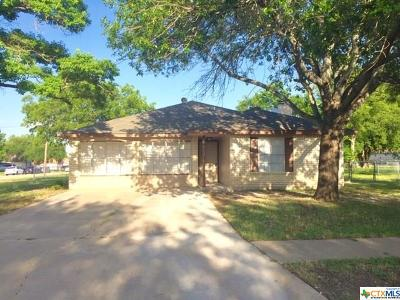 Killeen Single Family Home For Sale: 2110 Robert E Lee Drive