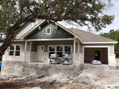 Canyon Lake Single Family Home For Sale: 1341 Fm 3424