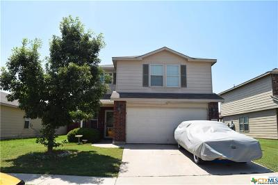 Killeen Single Family Home For Sale: 5207 Capricorn Loop