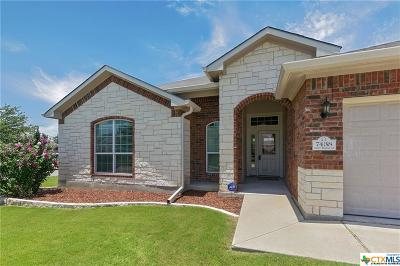 Temple, Belton Single Family Home For Sale: 7438 Amber Meadow Loop