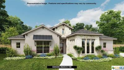 New Braunfels Single Family Home For Sale: 1186 Diretto Drive
