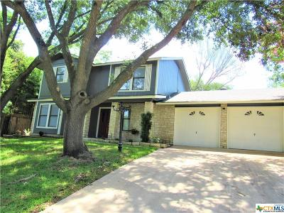 Temple TX Single Family Home For Sale: $169,900