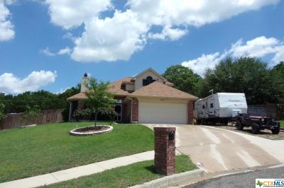 Copperas Cove Single Family Home For Sale: 803 Houston Street