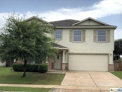 Schertz Single Family Home For Sale: 3509 Mesquite Chase
