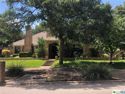 Temple Single Family Home For Sale: 2517 Canyon Creek Drive