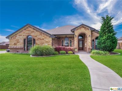 Killeen Single Family Home For Sale: 5121 Siltstone Loop