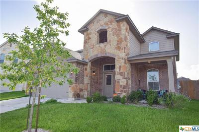Killeen Single Family Home For Sale: 3303 Parkmill Drive