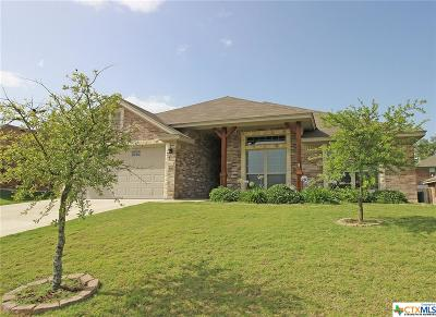 Harker Heights Single Family Home For Sale: 1002 Chaucer Lane