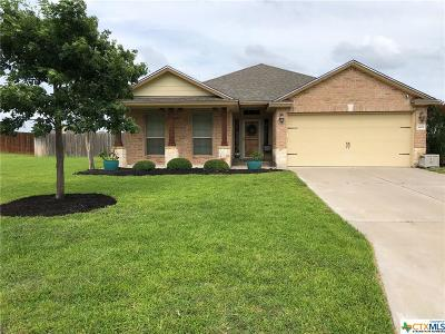 Harker Heights Single Family Home For Sale: 3609 Quail Ridge Drive