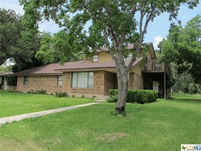 New Braunfels Rental For Rent: 806 Fredericksburg
