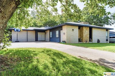 Gatesville Single Family Home For Sale: 117 N 30th Street