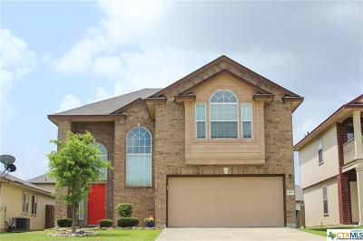 Killeen Single Family Home For Sale: 4606 Green Meadow Drive