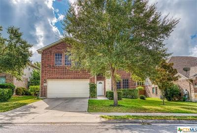 Schertz Single Family Home For Sale: 1016 Oak Ridge