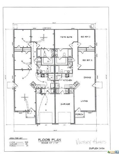 Killeen Single Family Home For Sale: 5801 Rustler Drive