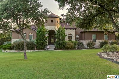 New Braunfels Single Family Home For Sale: 2545 Otter Way