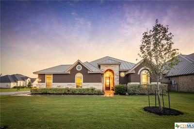 New Braunfels Single Family Home For Sale: 859 Boomerang Court