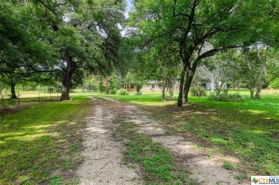 Bosque County, Bell County, Burnet County, Calhoun County, Coryell County, Lampasas County, Limestone County, Llano County, McLennan County, Mills County, Milam County, San Saba County, Williamson County, Hamilton County, Travis County, Comal County, Comanche County, Kendall County Single Family Home For Sale: 14979 Hwy 6
