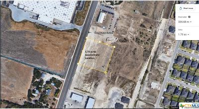 Killeen Commercial For Sale: 5300 Bunny Trail