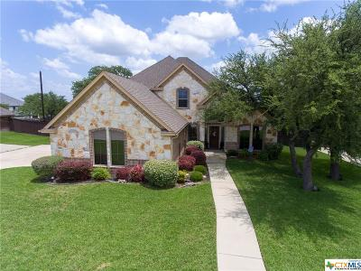 Nolanville Single Family Home For Sale: 2002 Bald Eagle