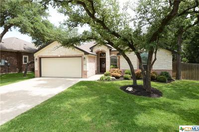 Belton Single Family Home For Sale: 1802 Dancing Oaks Court