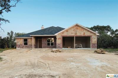 Temple Single Family Home For Sale: 14619 Kuykendall Mountain Road