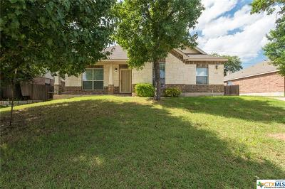 Killeen Single Family Home For Sale: 5701 Siltstone Loop