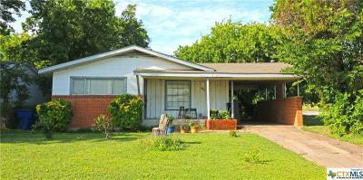 Coryell County, Falls County, McLennan County, Williamson County Single Family Home For Sale: 1002 Phil Avenue