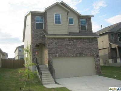 San Marcos Single Family Home For Sale: 213 Lake Glen