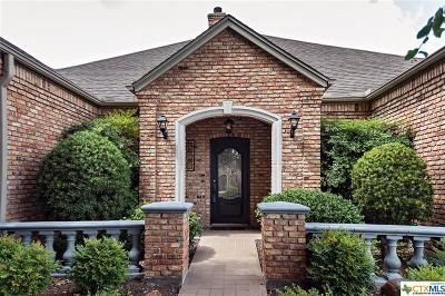 Temple, Belton Single Family Home For Sale: 2710 Steeplechase Court