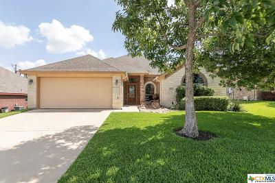 Harker Heights Single Family Home For Sale: 1502 Loblolly Drive