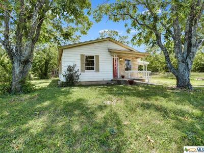 Harker Heights Single Family Home For Sale: 122 E Ball Road