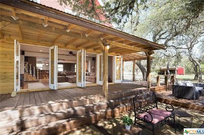Wimberley Single Family Home For Sale: 515 Wimberley Oaks
