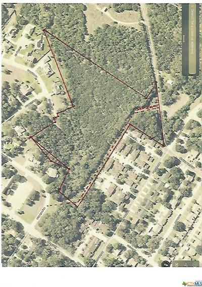 Temple Residential Lots & Land For Sale: 4126 Hampton Drive
