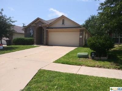 Killeen Single Family Home For Sale: 5008 Donegal Bay Court