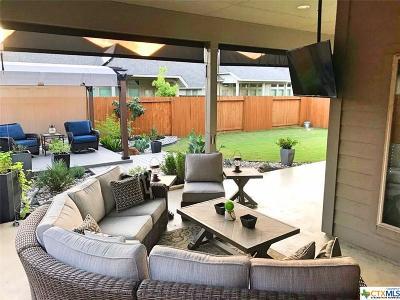 Seguin Single Family Home For Sale: 2932 Glen Vw