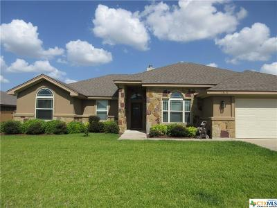 Killeen Single Family Home For Sale: 4404 Rich Drive